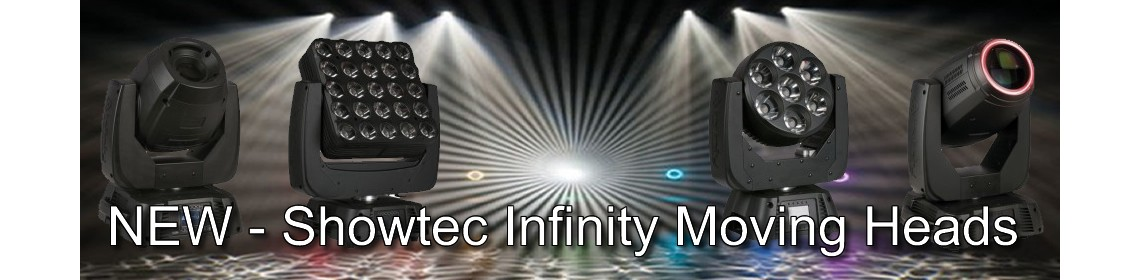 Infinity Moving Heads