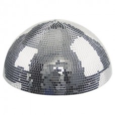Showtec Half Mirrorballs with Motors