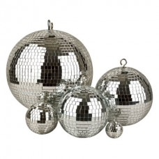 Showtec Basic Mirrorballs 5cm to 30cm