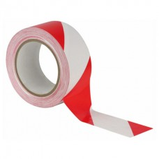 Showtec Hazard Tape Red White