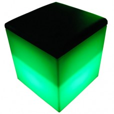 LED Open Cube with Cushion