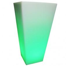 LED Square Planter 90cm