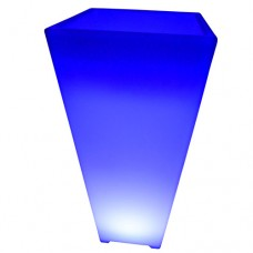 LED Square Planter 138cm