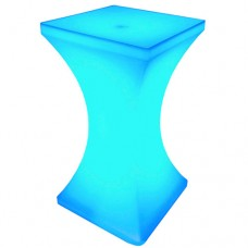 LED Poseur Table Square