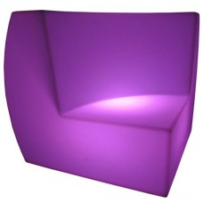 LED Corner Sofa