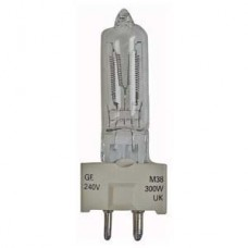 GE 300w GY9.5 Lamp