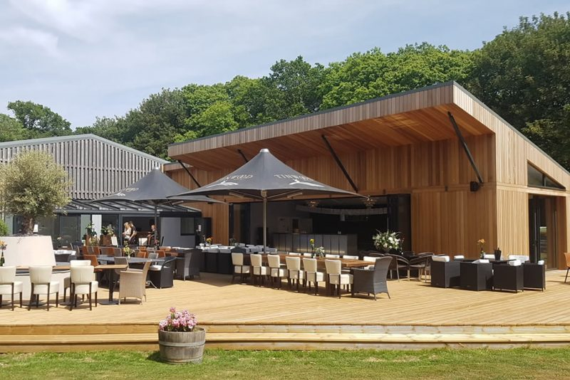 Tinwood Vineyard – Outside Event