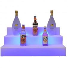 LED Bottle Shelf