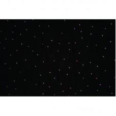 LEDJ Pro 6m x 3m Tri LED Starcloth