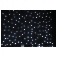 Showtec Stardrape White LED 4x6