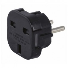 Showtec UK to Schuko Adaptor