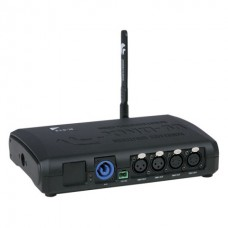 Showtec W-DMX BlackBox R-512 Mk2 G4 Receiver
