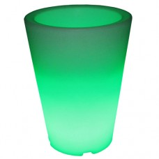 LED Round Planter 40cm