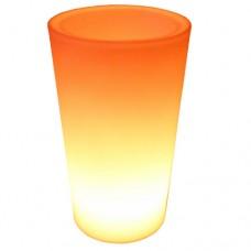 LED Round Planter 90cm