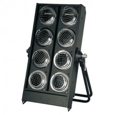 Showtec Stage Blinder 8 Black