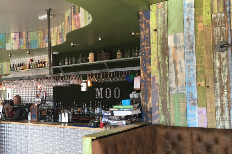 Cow Shed – Restaurant & Bar