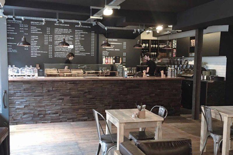Trading Post – Coffee Shop