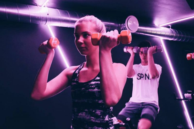 Cycle City – Spin Studio