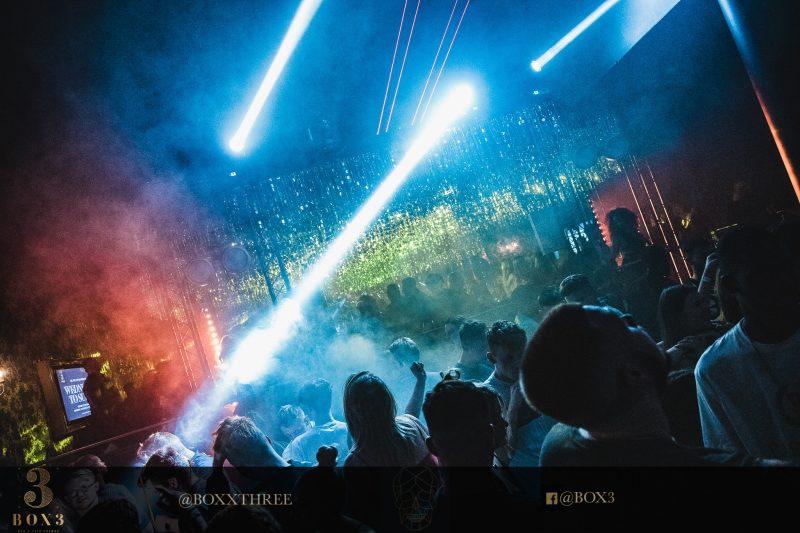 Box3 – Nightclub